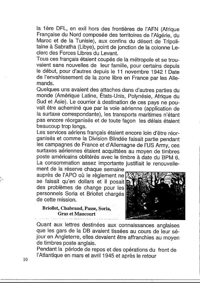 Historique du BPM6 par André BRIOLLET Huchet15