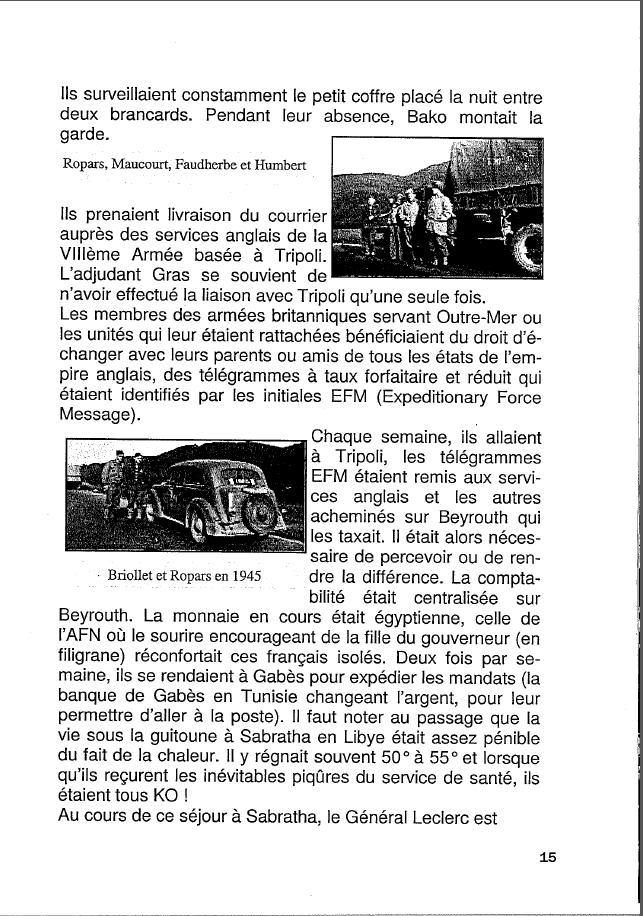 Historique du BPM6 par André BRIOLLET Huchet22