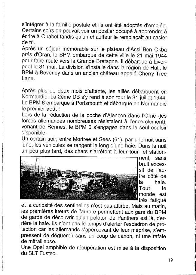 Historique du BPM6 par André BRIOLLET Huchet28