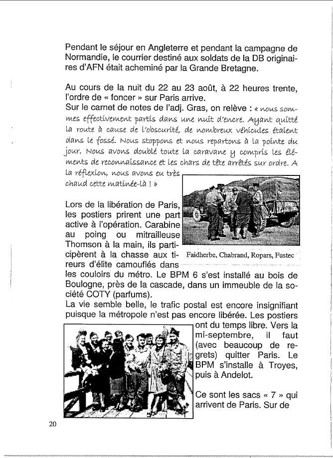 Historique du BPM6 par André BRIOLLET Huchet29