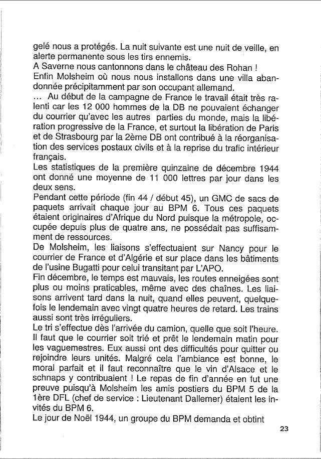 Historique du BPM6 par André BRIOLLET Huchet32