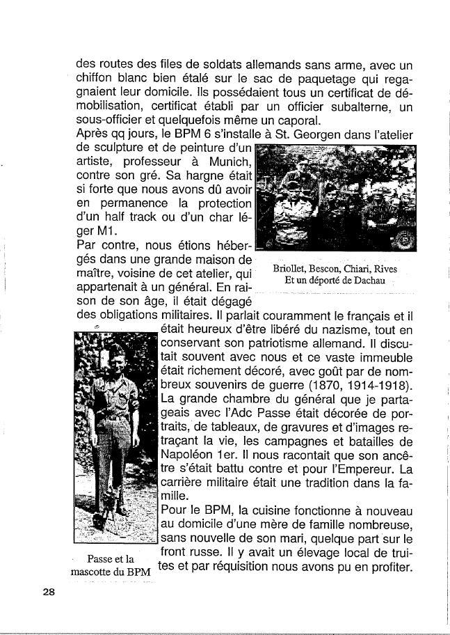 Historique du BPM6 par André BRIOLLET Huchet37