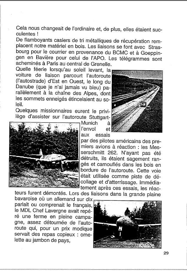 Historique du BPM6 par André BRIOLLET Huchet38