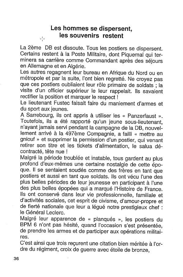 Historique du BPM6 par André BRIOLLET Huchet45