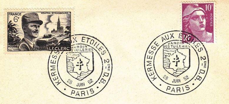 Kermesse aux étoiles Paris Antony 1952 à 1957 Kermes12