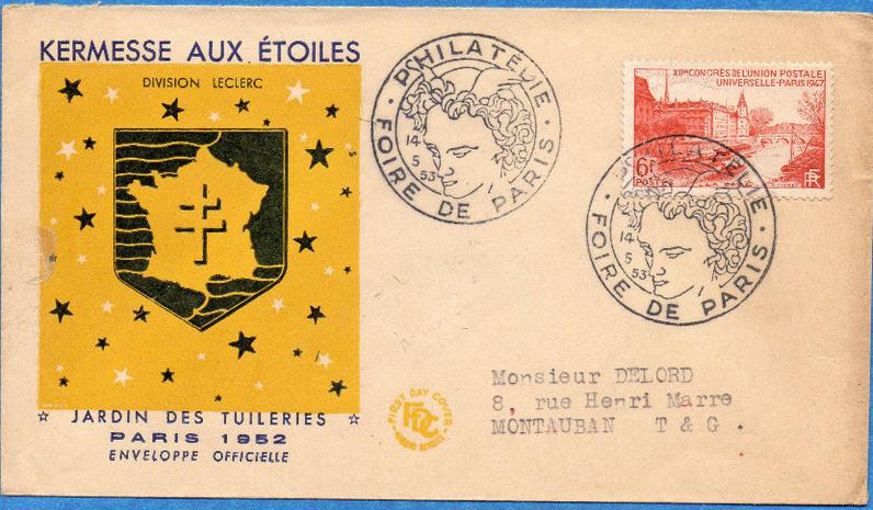 Kermesse aux étoiles Paris Antony 1952 à 1957 Kermes14
