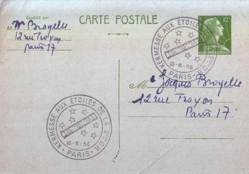 Kermesse aux étoiles Paris Antony 1952 à 1957 Kermes15