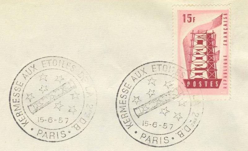 Kermesse aux étoiles Paris Antony 1952 à 1957 Kermes18