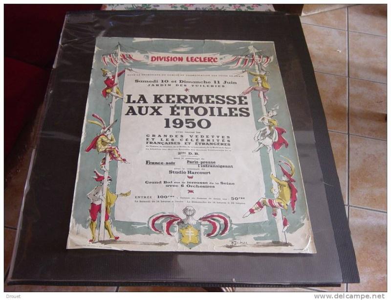 Kermesse aux étoiles Paris Antony 1952 à 1957 Kermes20