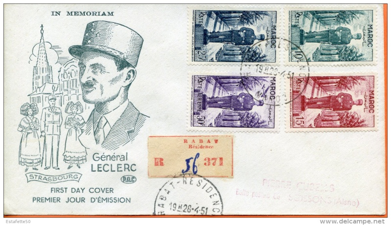 Maroc  28.4.1951 Casablanca Rabat Maroc_13