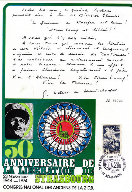 Strasbourg 1969 ,1974,1984,1987,1997,2014,médaille,vignettes Strasb19