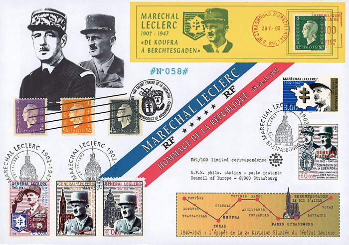 Strasbourg 1969 ,1974,1984,1987,1997,2014,médaille,vignettes Strasb26