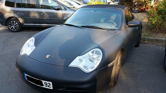 La Porsche croisée ce jour... - Page 4 Mat310