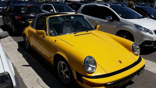 La Porsche croisée ce jour... - Page 4 Targa10