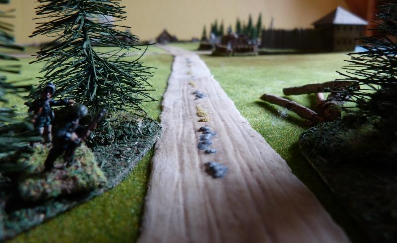 M&T en 15mm : Le fort Caribou P1010747