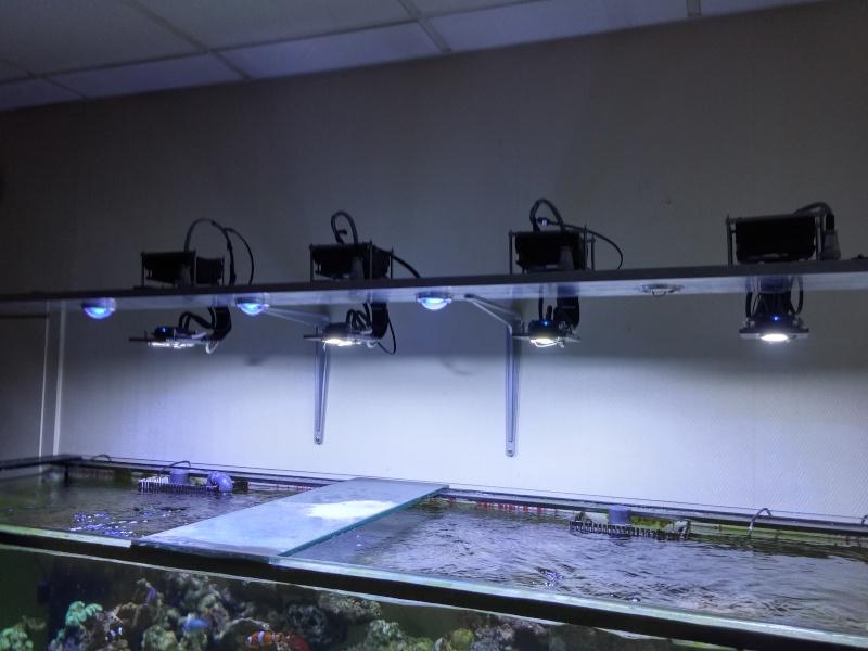 Rampe led 100w watercooling  20150710