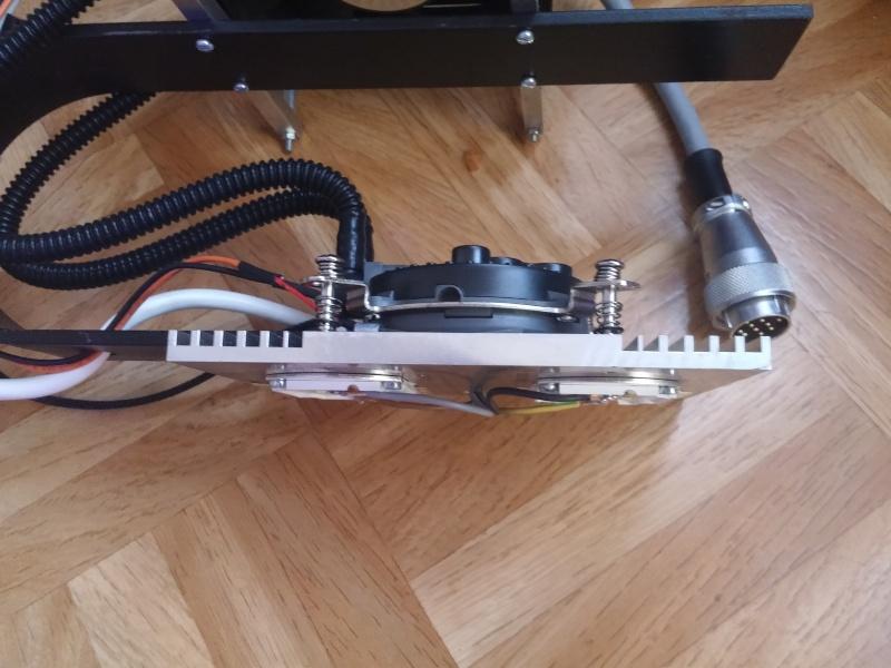Rampe led 100w watercooling  20150714