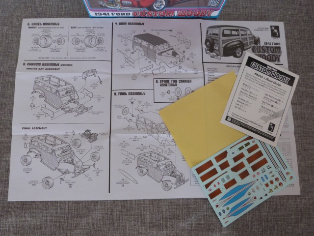 ford 41 woody custom P1190738