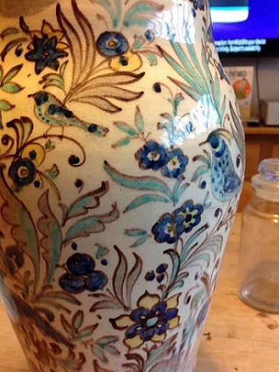 help identifying this persian /french pottery vase? Img_0711