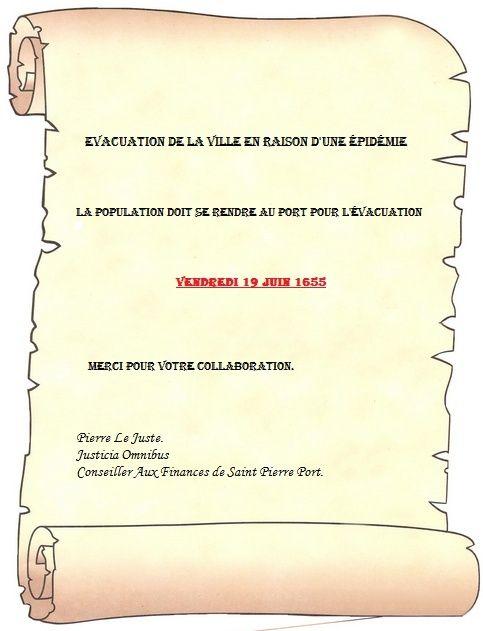 [RP] Panneau d'affichages et annonces diverses - Page 4 Evac10