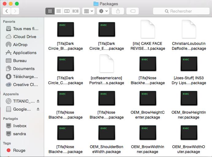 installer Package sur mac ? Captur12