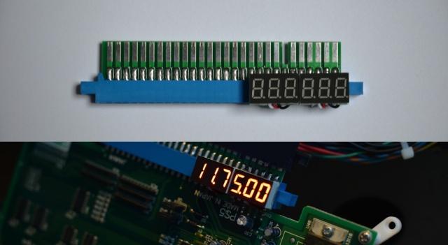 Mesurer ou contrôler la tension +5V et +12V de sa borne d'arcade 5v_12v10