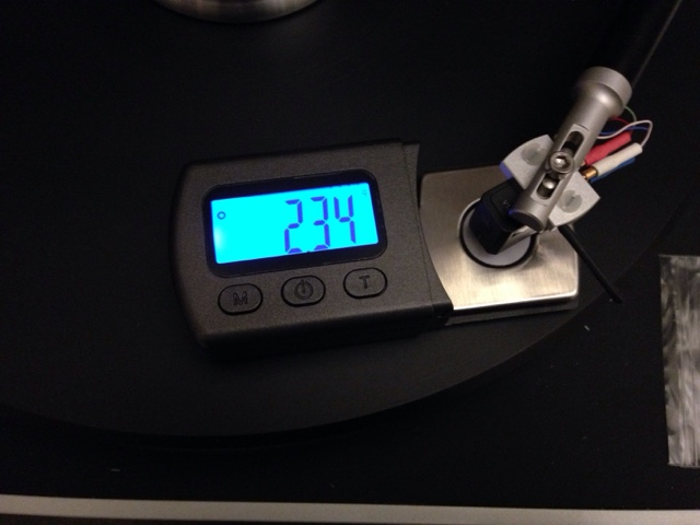 Stylus Force Tracking Gauge / Arm Load Meter for Vinylphiles Blogge11