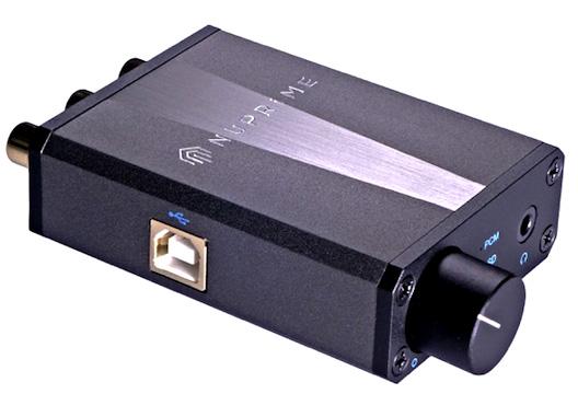 NuPrime uDSD -portable DAC. Decodes 24-bit PCM384 & native DSD256 files. Udsd411