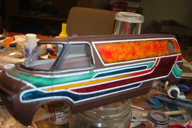 "Chevy van ""Vantasy"" AMT back to 70' - Page 2 Dsc08025"
