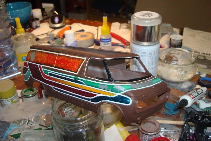 "Chevy van ""Vantasy"" AMT back to 70' - Page 2 Dsc08026"
