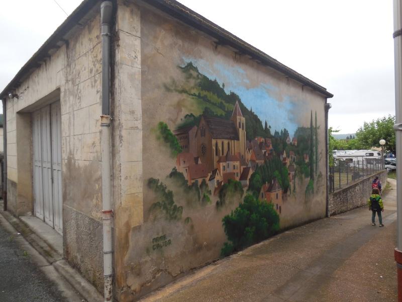 Dordogne (24) Saint Cyprien / Déco Dscn9626