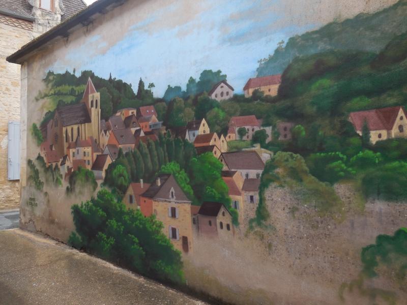 Dordogne (24) Saint Cyprien / Déco Dscn9627