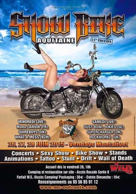 Show Bike Aquitaine 2015 11201110
