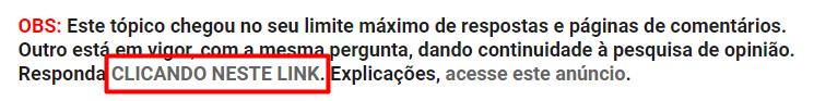 ♦ NÃO CONSIGO RESPONDER A PESQUISA PARA LIBERAR O CONTEÚDO DA FANSUB. O QUE FAÇO? Print110