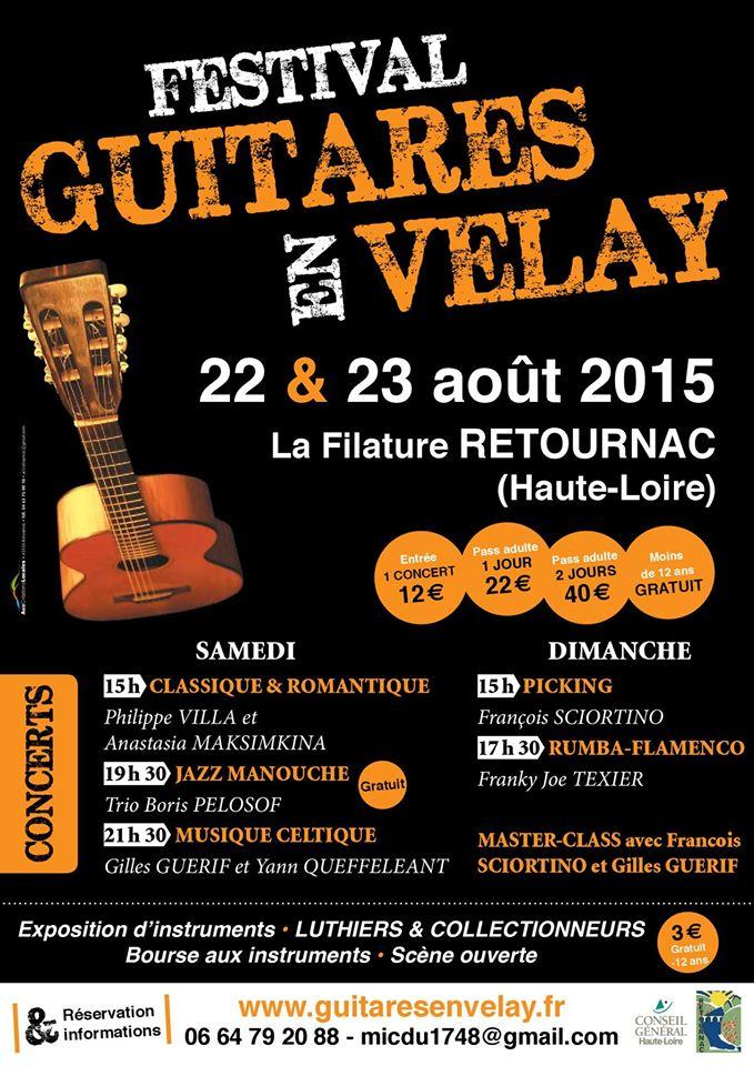 Festival des Guitares en Velay (Concerts, Expo Luthier...et plus) Flamen11