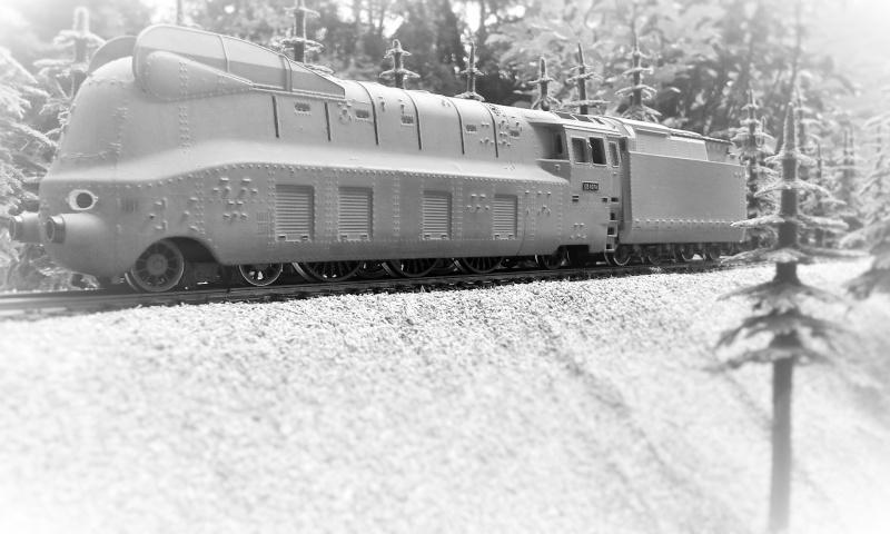 Stromlinien Dampflok BR 03.10 20150810