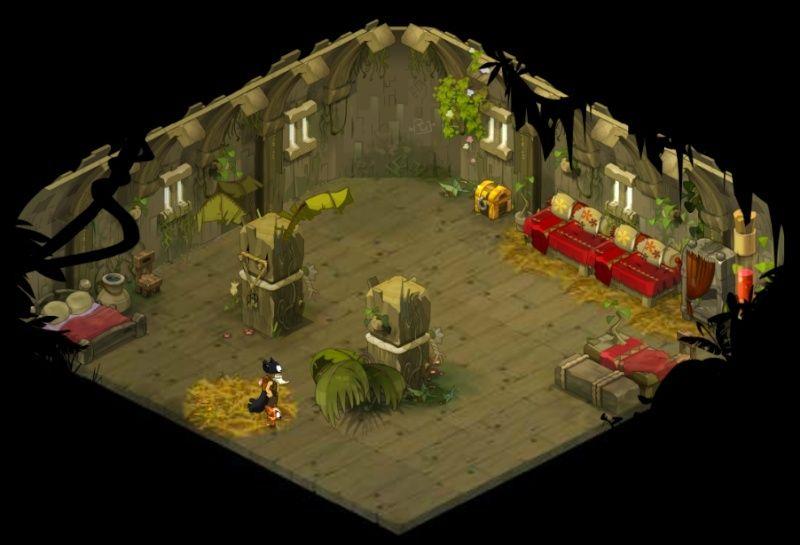 L'immobilier de Kain et Bleiz (Maison et enclos) 214