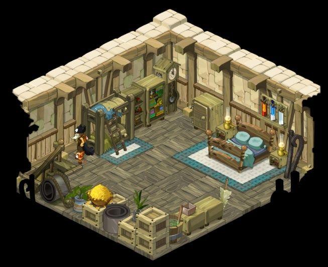 L'immobilier de Kain et Bleiz (Maison et enclos) 312