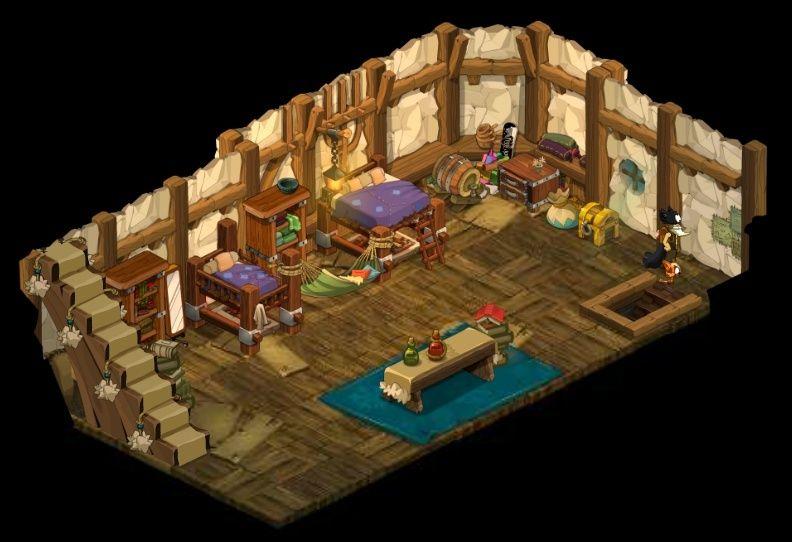 L'immobilier de Kain et Bleiz (Maison et enclos) 413