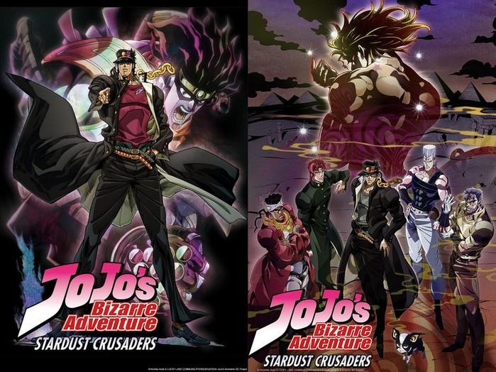 [anime] Jojo's bizarre adventure (2012) 6a131711