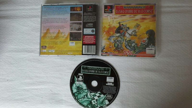 VENDS JEUX PS1 FF 7,8, tomb raider, Command&conquer,Volant Mad Catz... 20150824