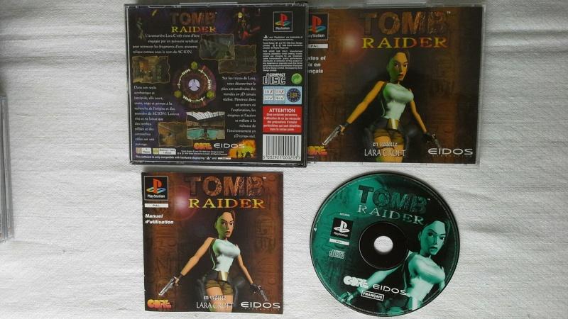 VENDS JEUX PS1 FF 7,8, tomb raider, Command&conquer,Volant Mad Catz... 20150829