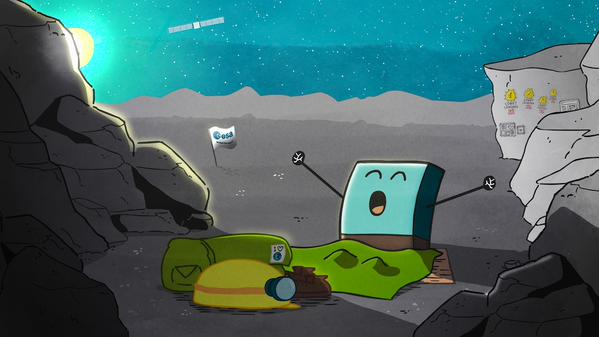 Philae: atterrissage et mission (partie 3) 134
