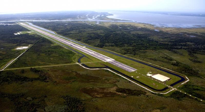 Space Florida et la piste d'atterrissage des Navettes du KSC 135