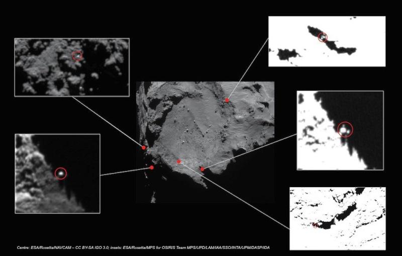 Philae: atterrissage et mission (partie 2) - Page 39 1_210