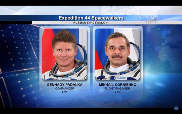 [ISS] EVA 41 - 10 aout 2015 Eva_ru10
