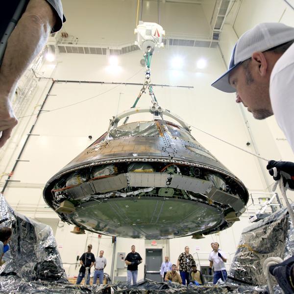 [Blog] Developpement de la capsule ORION de la NASA - Page 5 Orion110