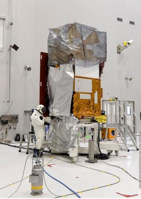 Vega VV05 (Sentinel-2A) - 23.6.2015 Screen20