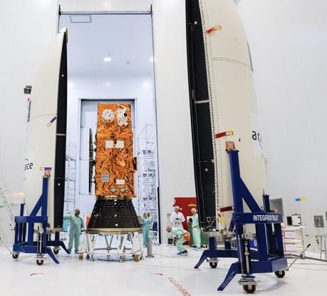 Vega VV05 (Sentinel-2A) - 23.6.2015 Screen37