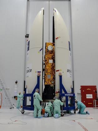 Vega VV05 (Sentinel-2A) - 23.6.2015 Screen38